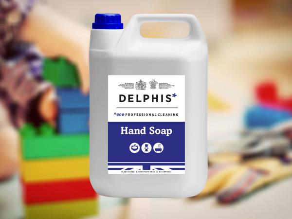 Delphis Eco Hand Soap