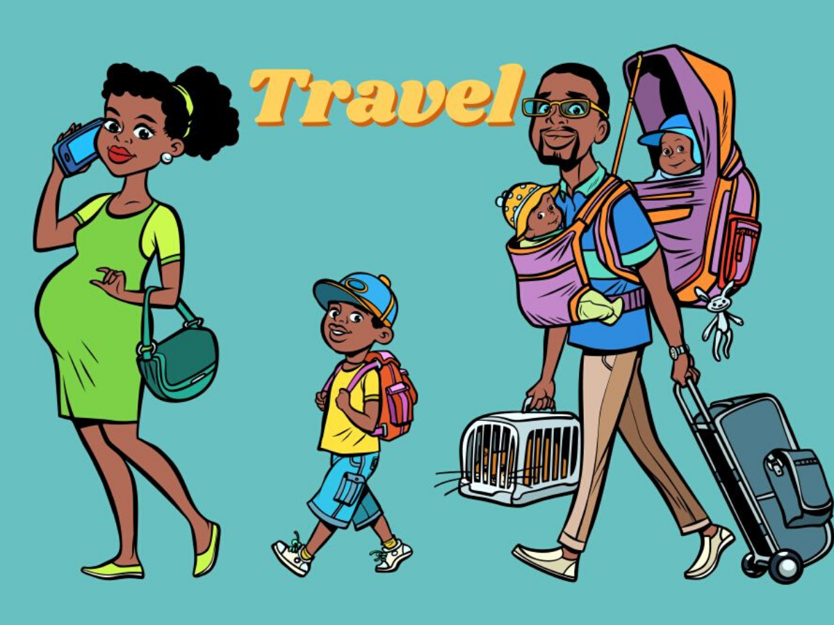 Travel Tips with Children