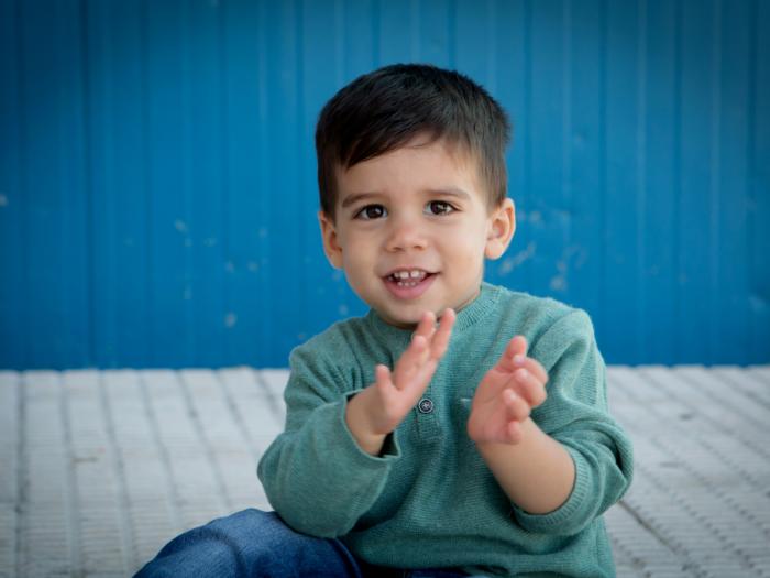 Nursery Rhyme hand hygiene