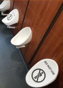urinal social film